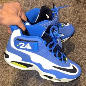 Air Griffey's Size 10